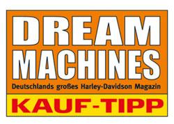 Kauftipp Dream Machines